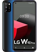 Best available price of LG W41 Pro in