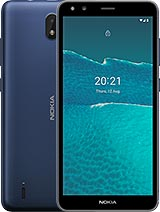 Best available price of Nokia C1 2nd Edition in