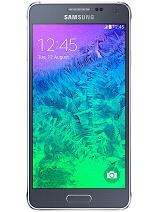 Samsung Galaxy Alpha (S801) at .mobile-green.com