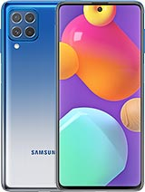 Best available price of Samsung Galaxy M62 in