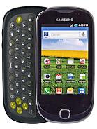 Samsung Galaxy Q T589R at .mobile-green.com